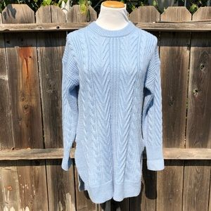 aac3e5681f557f J. Crew Sweaters | J Crew Tunic Cable Knit Sweater | Poshmark